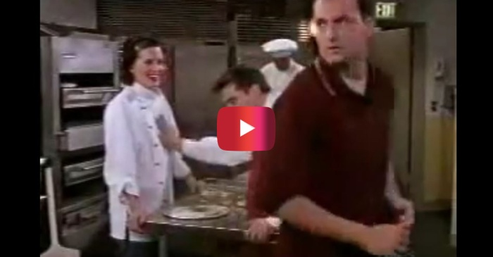 """Matthew Perry will always be the funniest member of """"Friends,"""" and these bloopers prove it"""