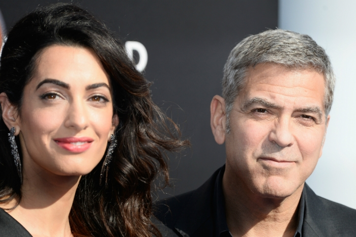 George and Amal Clooney are already defending their twin babies after filing a lawsuit on their behalf