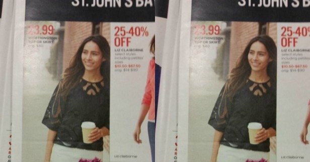 JCPenney skirt goes viral for awkwardly-placed flower that has the Internet talking