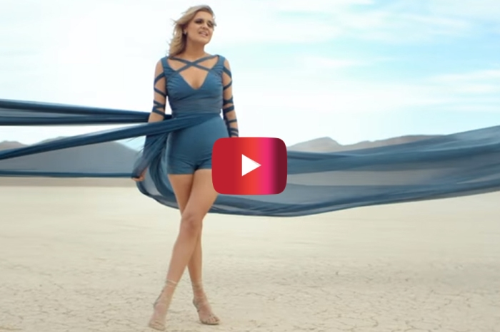 Kelsea Ballerini stuns country music fans everywhere in this hot new video