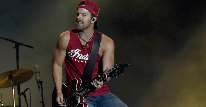 Kip Moore would rather forget this embarrassing job he had before making it big