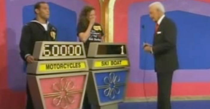 "Is this the stupidest contestant on ""The Price Is Right"" ever?"