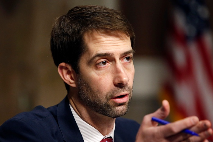 Tom Cotton would be a terrible pick to lead the CIA