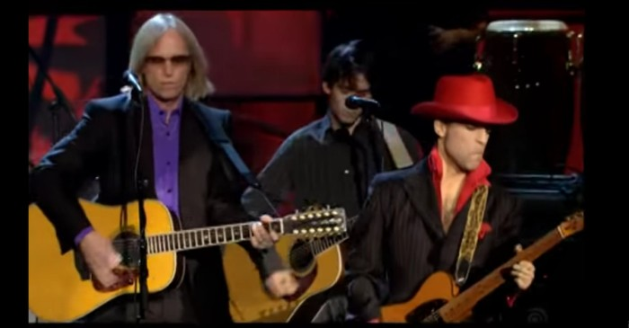 After Prince died, Tom Petty thought of one thing everyone can learn from