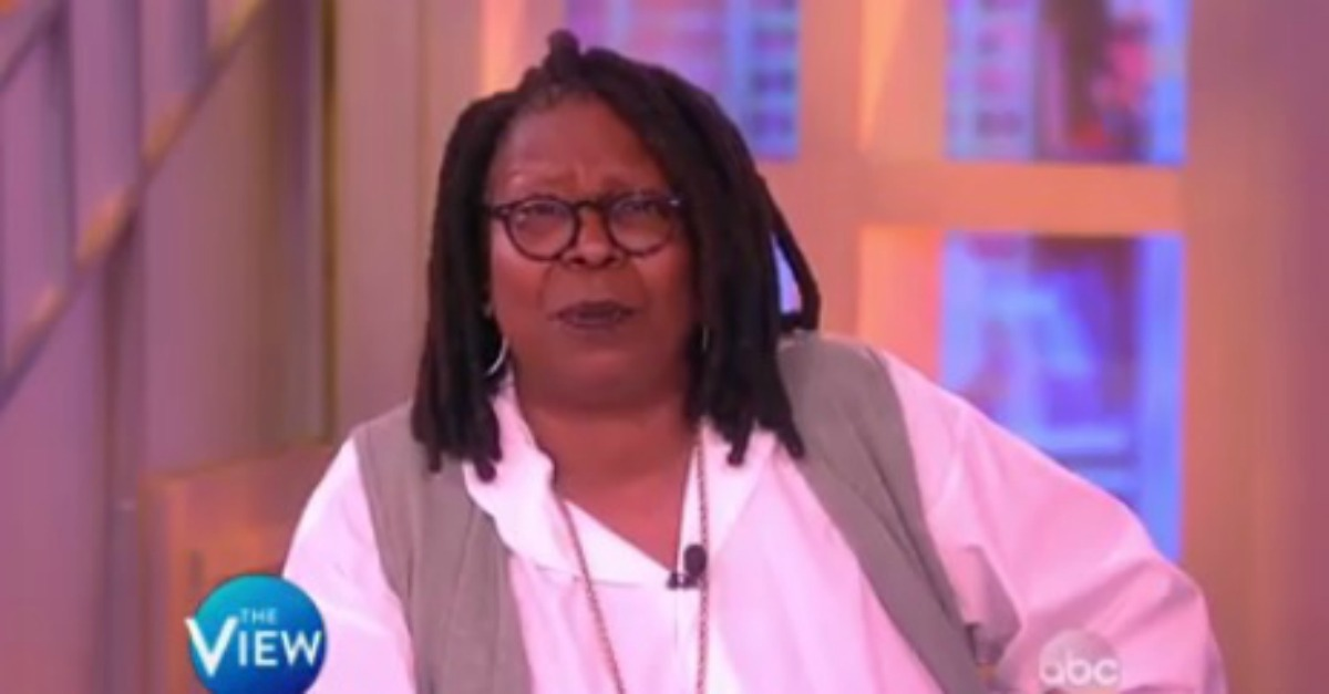 Whoopi Goldberg says if Donald Trump becomes president, here's what she plans to do