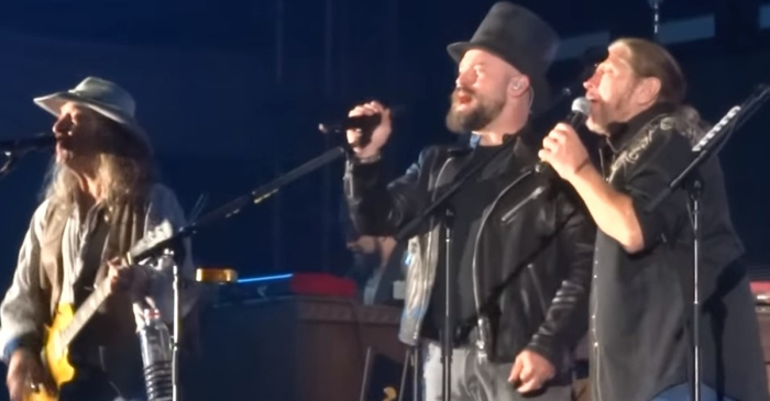 Zac Brown collaborates with the legendary Marshall Tucker Band for a performance you must see