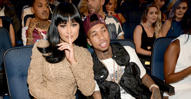 Kylie Jenner just flaunted a massive diamond ring on her left hand and fantasized about marrying Tyga