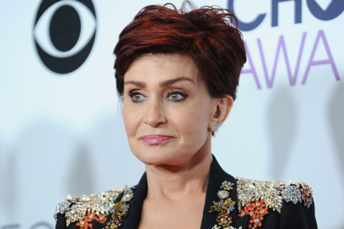 Sharon Osbourne explains how she was able to fall back in love with husband Ozzy after his infidelity