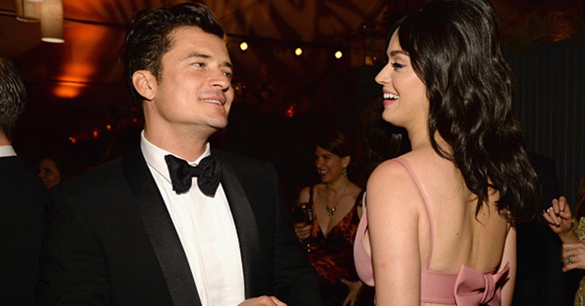 Orlando Bloom and Katy Perry romance rumors
