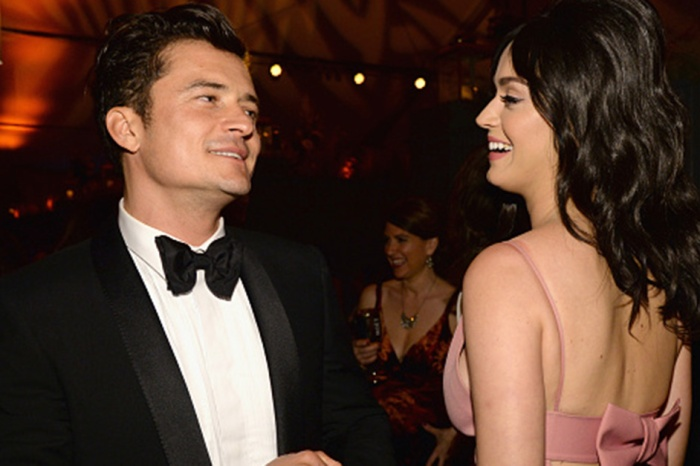 Katy Perry recently threw some major shade at her on-again, off-again lover Orlando Bloom