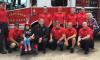 Camryn Fire truck