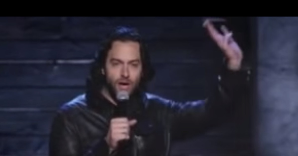 His Impersonation of Drunk Girls Is a Stand-Up Classic