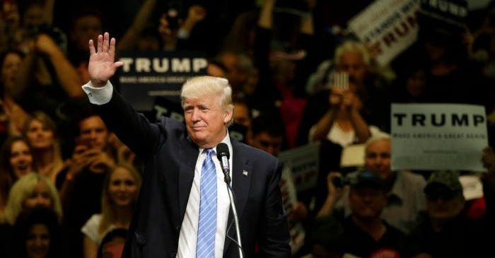 Trump shows that just being anti-establishment isn't enough to change Washington