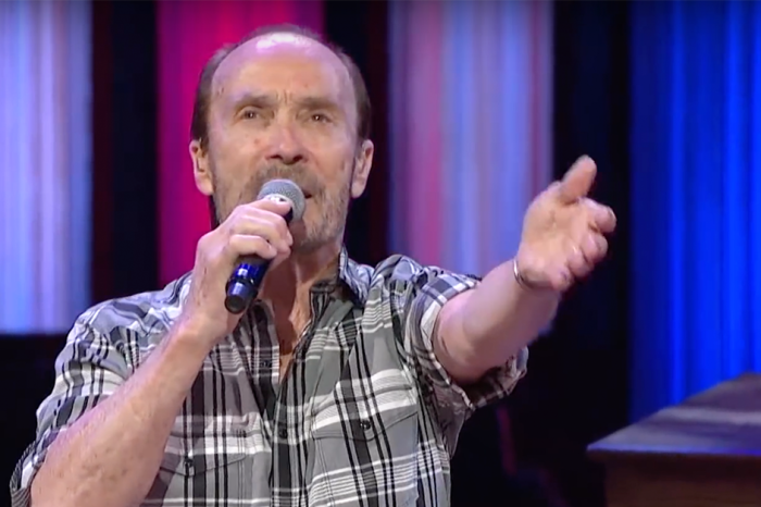 "Lee Greenwood's patriotic anthem ""God Bless the U.S.A."" will still make your heart swell with pride"