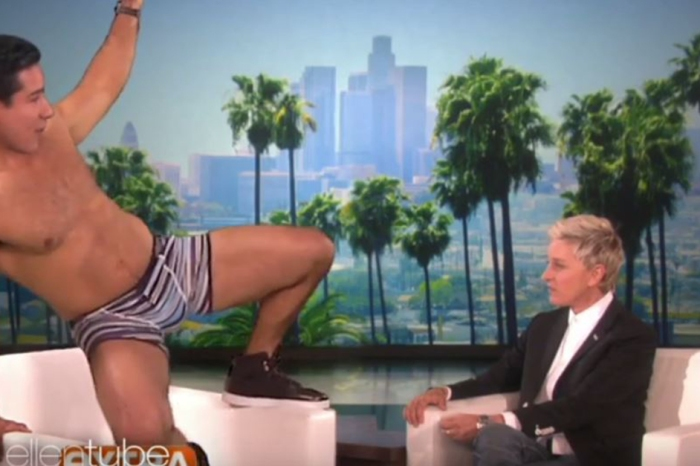"ICYMI: Mario Lopez got a little frisky and danced his heart out during an appearance on ""Ellen"""
