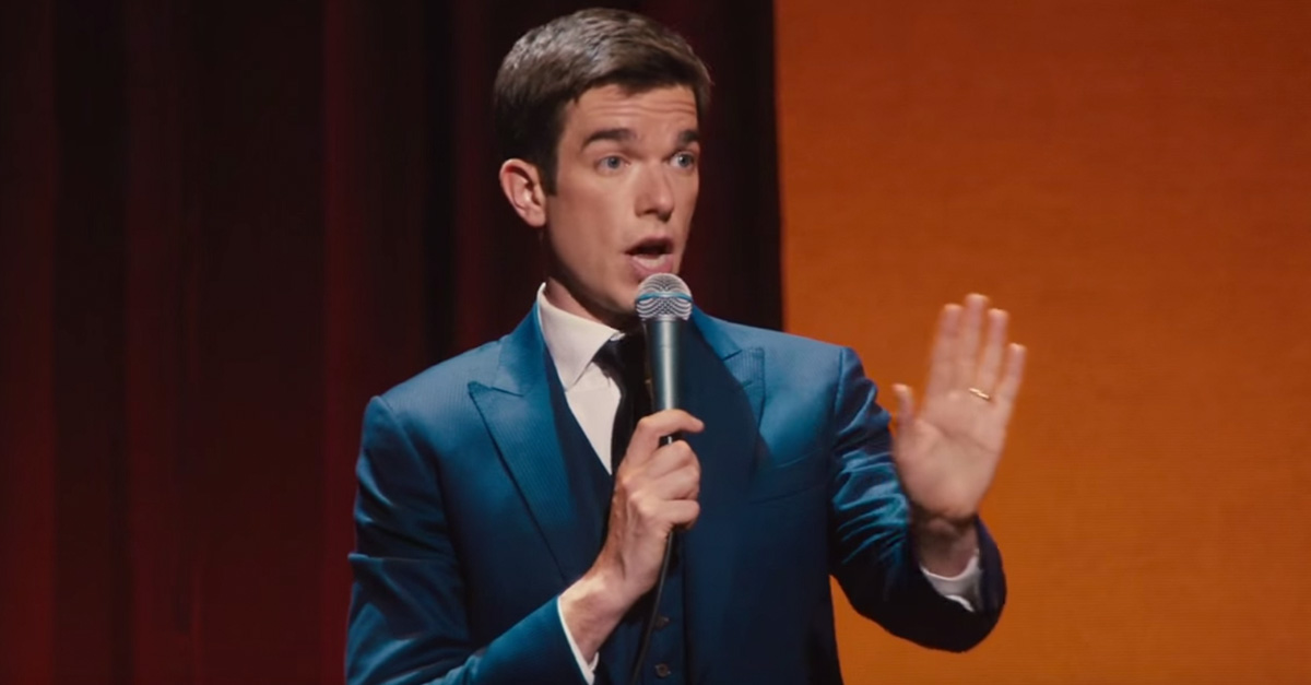 John Mulaney explains buying real estate and he is hilariously accurate