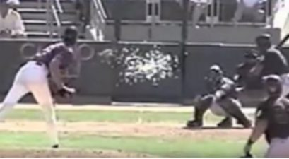 18 Years Ago, Randy Johnson Threw a Ball, Hit a Bird, and Blew it Up