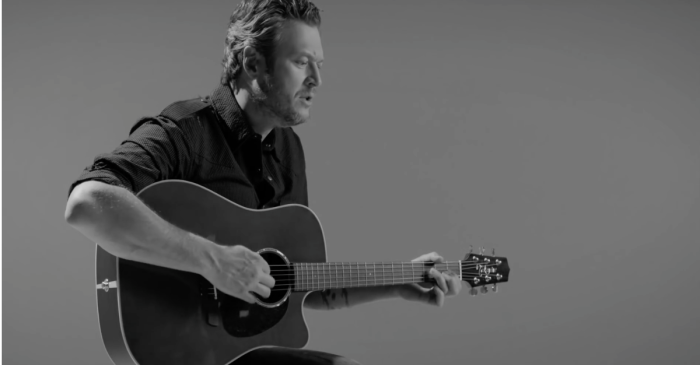 Blake Shelton just dropped one of his most meaningful videos of his entire career