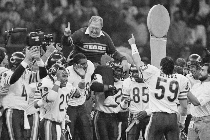 Feeling nostalgic? It's been 32 years since the Chicago Bears did this
