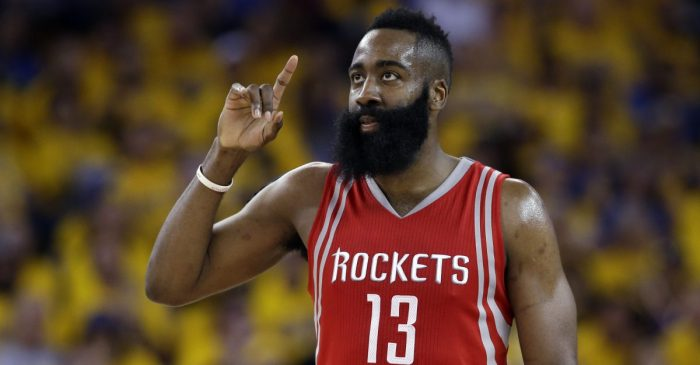 James Harden unanimously crowned NBA's MVB during All Star Weekend