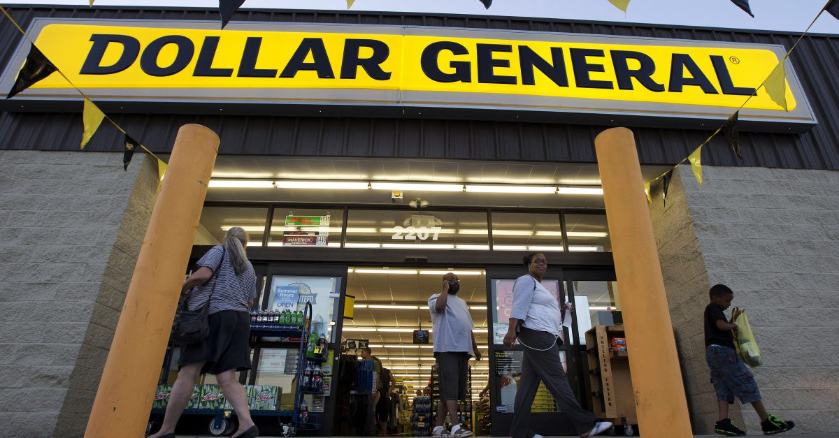 Police say a gunman murdered a Dollar General employee in a midday Sunday robbery
