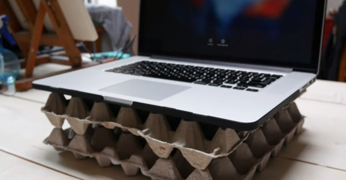 If your laptop becomes too hot to handle, this everyday item can cool it down in no time