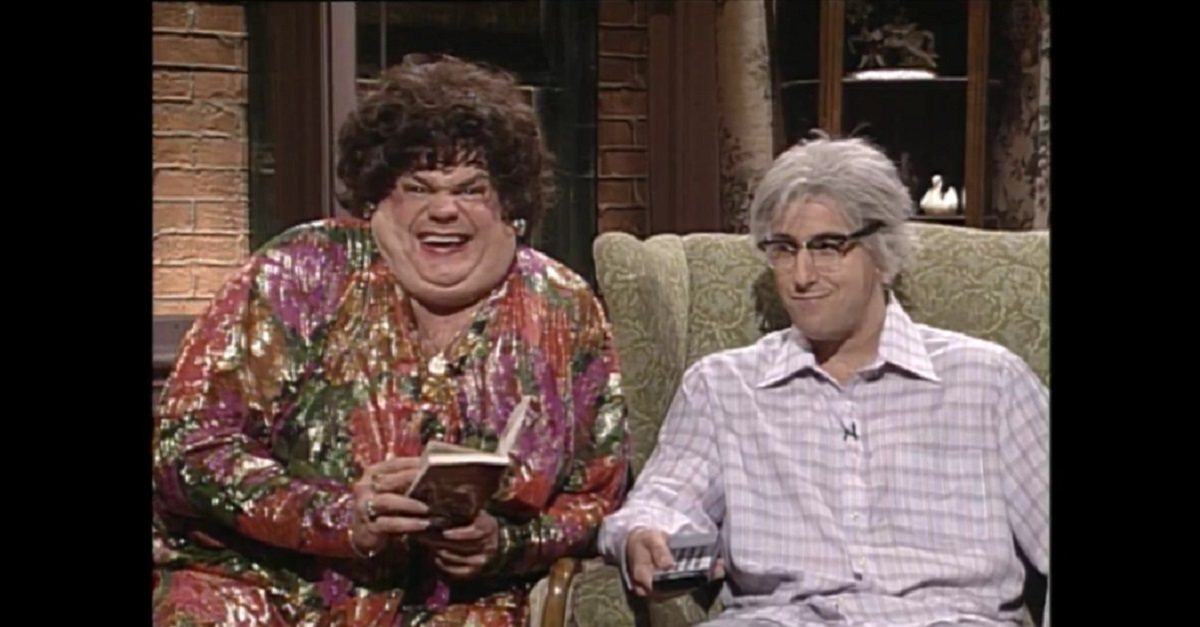 Adam Sandler brought out the best in Chris Farley, and this SNL skit shows just why