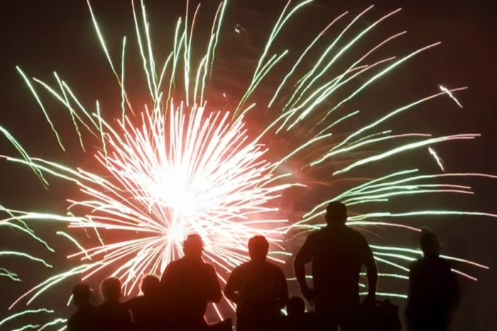 Celebrating independence with fireworks: An American tradition since 1777