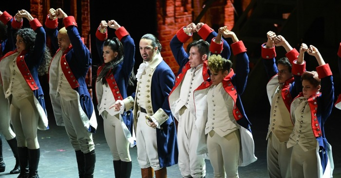 """Wildly popular """"Hamilton"""" is embracing Chicago as it announces its extended stay"""