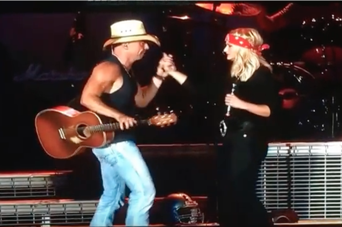 Miranda Lambert and Kenny Chesney just Texas two-stepped right into our hearts