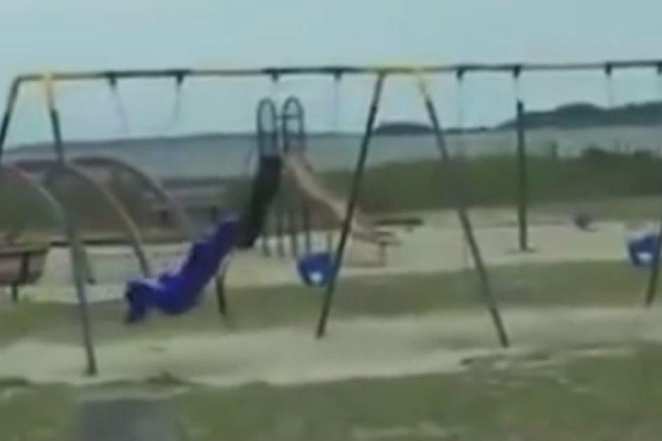 Ghost Swing