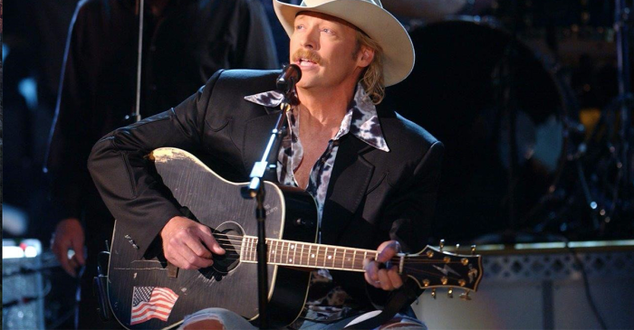 Alan Jackson is one of the new members of the Country Music Hall of Fame
