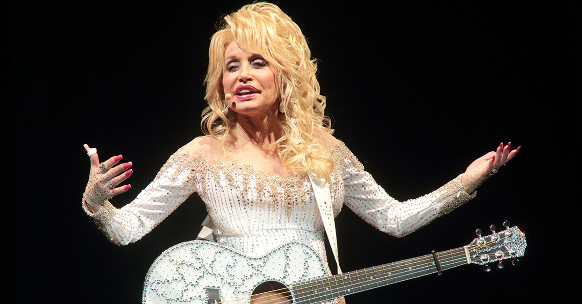 Dolly Parton makes good on her promise to the Tennessee fire victims