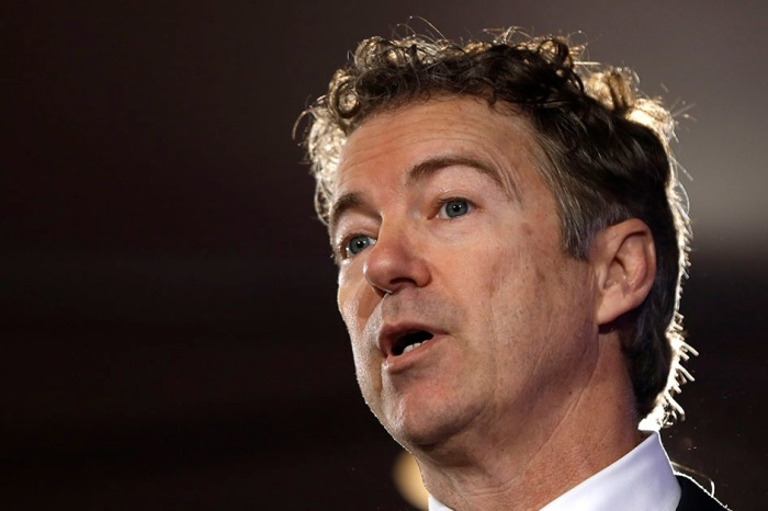 Rand Paul wants Congress to review the evidence linking Assad to the chemical attack