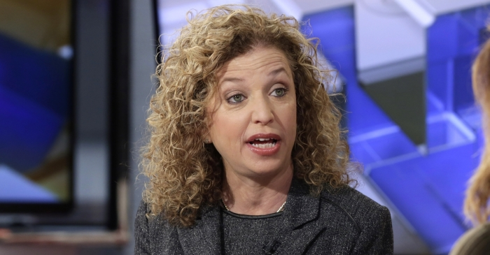 A former staffer for Rep. Debbie Wasserman Schulz has been arrested by the FBI