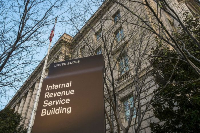 New report claims the IRS deliberately targeted innocent business owners to take their earnings