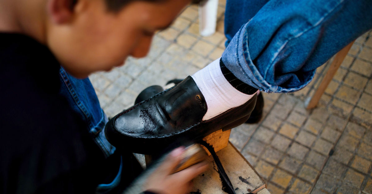 Washington, D.C., has four layers of bureaucracy to protect against rogue shoe-shiners