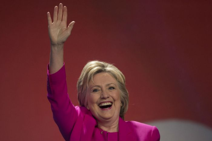 Hillary wasted no time to respond to Donald Trump being announced the Republican presidential nominee