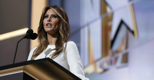 Those nude photos of Melania Trump just put the spotlight on inconsistencies in her immigration story