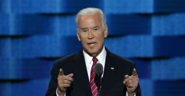 Joe Biden goes on the campaign trail for Democrats trying to unseat Republicans