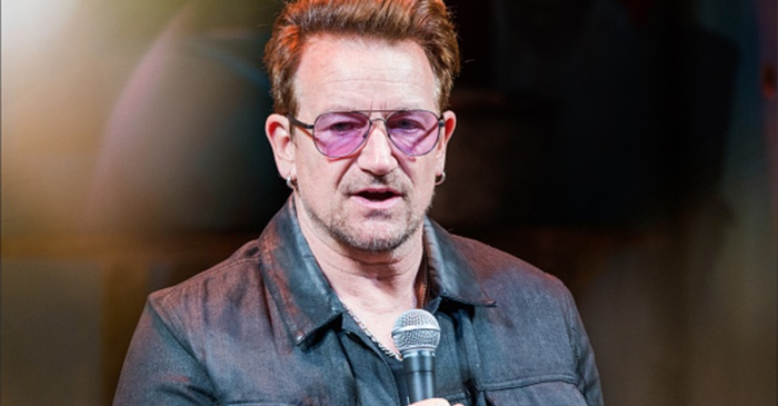 Bono's got some words for the music industry, and some won't like what he has to say