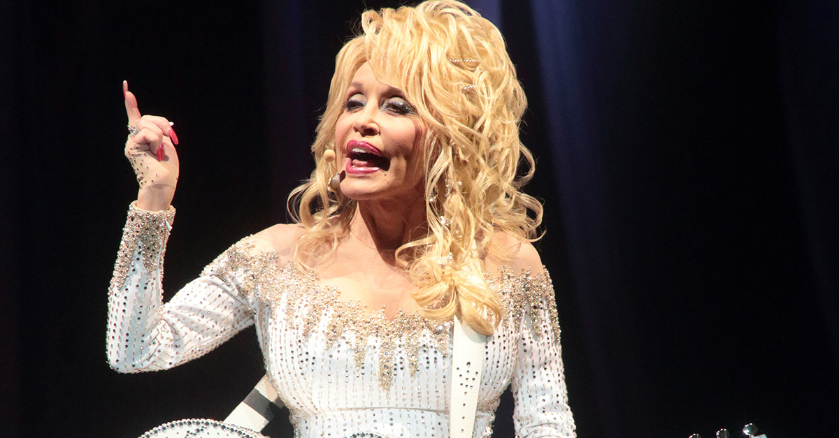 New book gives a look into Dolly Parton's past, including what nearly drove her to suicide