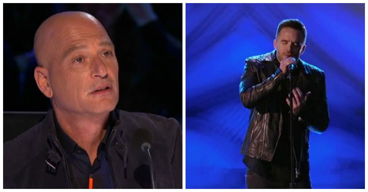 "This singer captivated the audience on ""AGT"" and the look on Howie Mandel's face says it all"