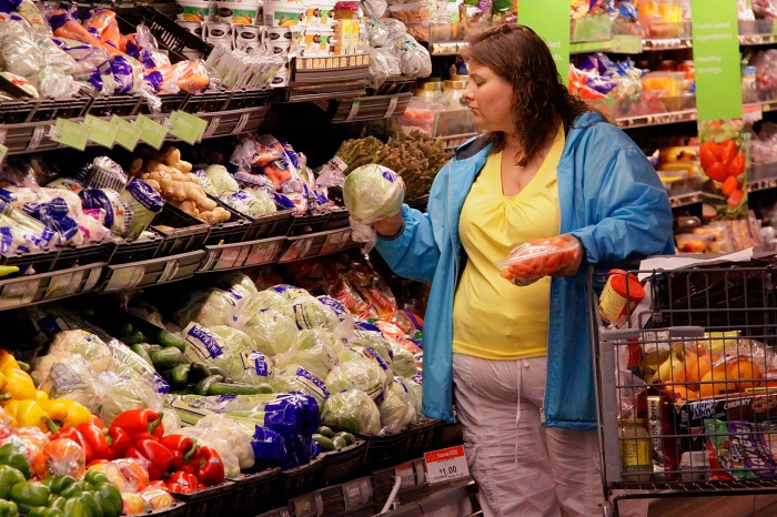 Walmart cracks the top 3 on this list of America's best grocery stores