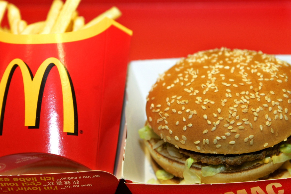 See how many McDonald's restaurants are located in your state
