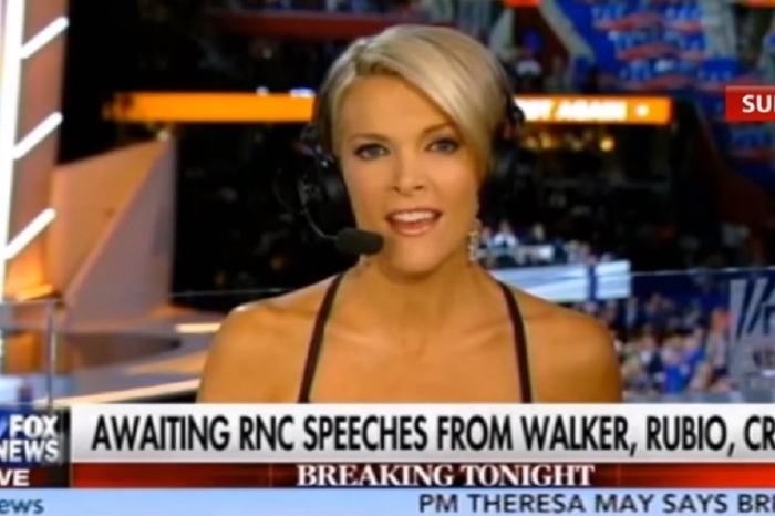 Everyone's talking about the dress Megyn Kelly wore at the RNC