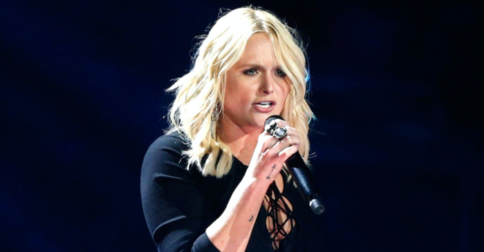 Here's why Miranda Lambert stopped her performance of this hit song