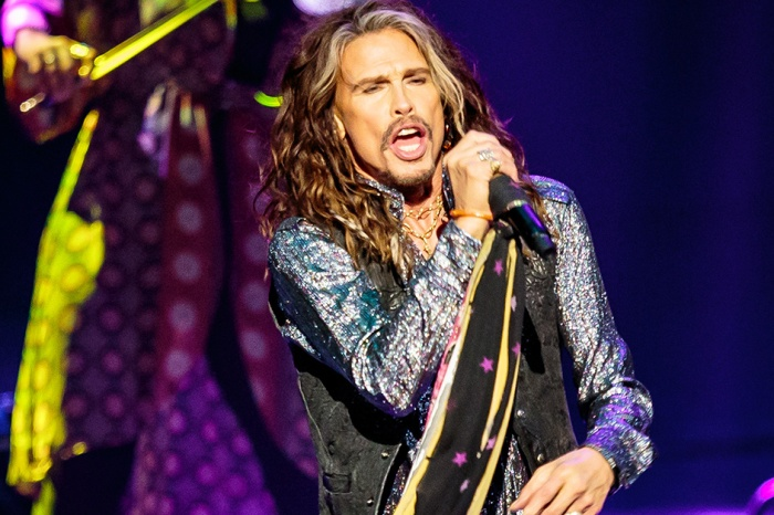 """What we got is beautiful"": What it's like when rock 'n' roll legend Steven Tyler is grandpa"