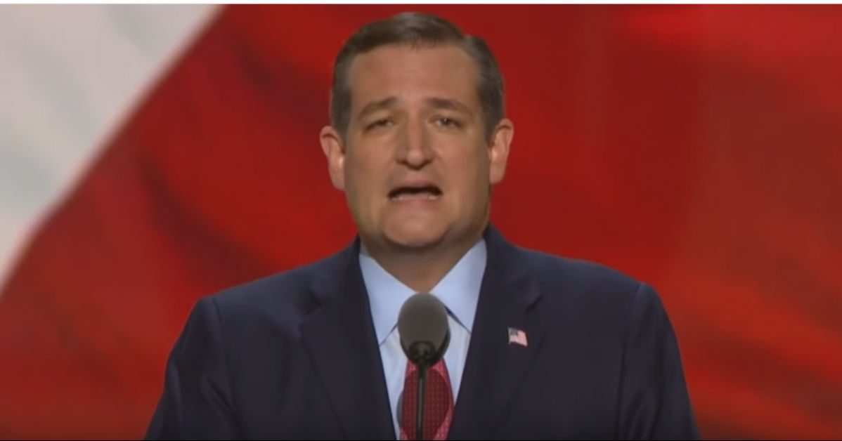 """Ted Cruz's RNC speech gets the """"Bad Lip Reading"""" treatment and it'll have you in stitches"""