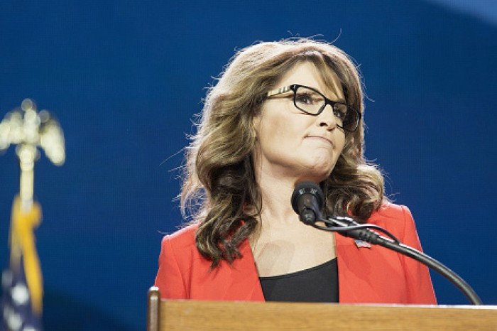 Sarah Palin won't be speaking at the RNC even though she has the perfect Twitter feed for it